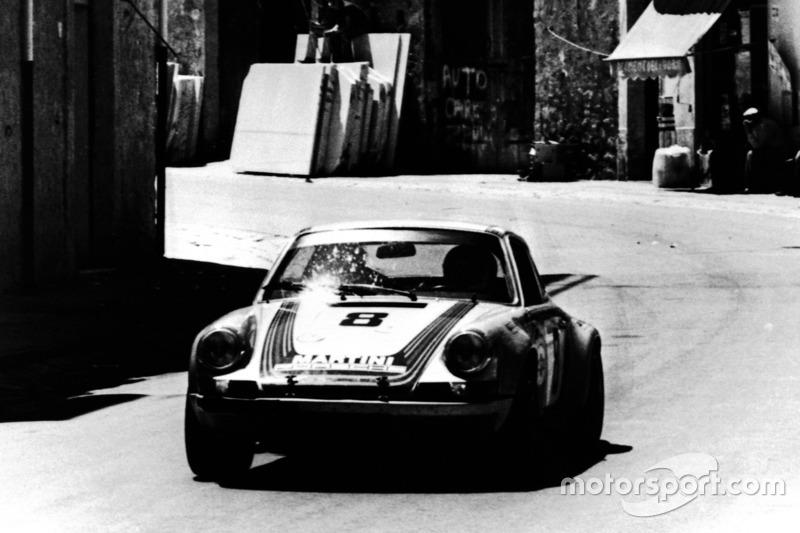 Porsche 911 Carrera RSR en 1973