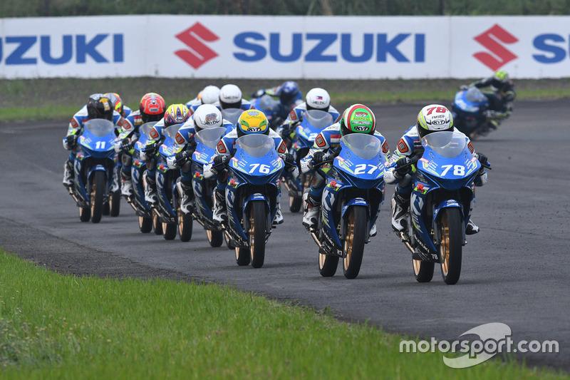 Race 1 Suzuki Asian Challenge
