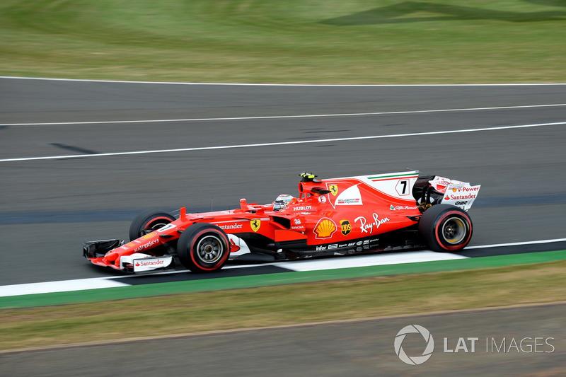 2017: Ferrari SF70H