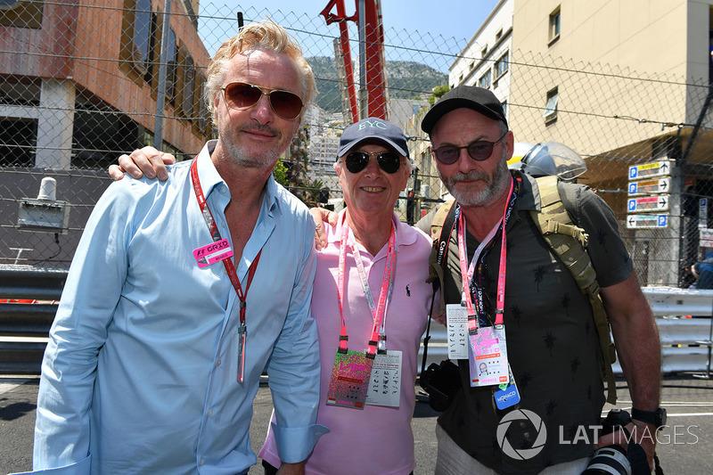 Монако: актер Лиам Каннингэм (справа)