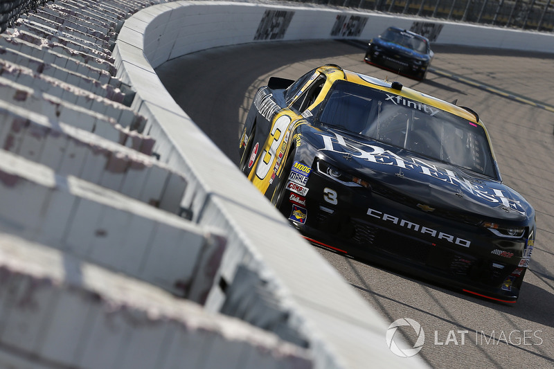 Brian Scott, Daniel Defense Chevrolet Camaro
