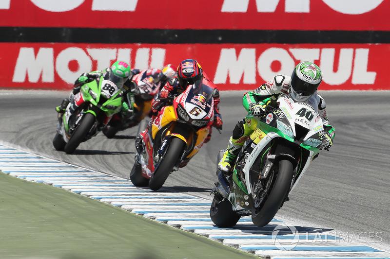 Роман Рамос, Team Go Eleven, Штефан Брадль, Honda World Superbike Team, Ренді Крумменахер, Puccetti Racing