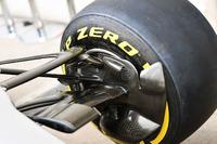 Mercedes AMG F1 W08: Bremskühlung