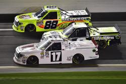 Timothy Peters, Red Horse Racing, Toyota; Matt Crafton, ThorSport Racing, Toyota; John Hunter Nemechek, SWM-NEMCO Motorsports, Chevrolet