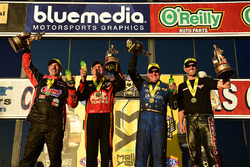 Winners: Pro Stock Bike Matt Smith, Pro Stock Greg Anderson, Funny Car Tommy Johnson Jr., Top Fuel Doug Kalitta