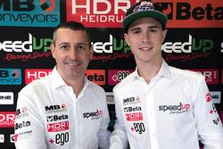 Danny Kent, Speed Up Racing Spirit 2018
