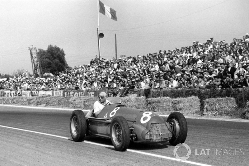 Juan Manuel Fangio, Alfa Romeo 159A (1951)