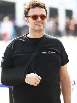 Gildo Pallanca Pastor, dueño de Venturi Formula E