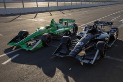 Jordan King, Spencer Pigot, Ed Carpenter Racing Chevrolet