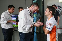 Dani Pedrosa, Repsol Honda Team, Dr Angel Charte, MotoGP Tıbbi Direktörü