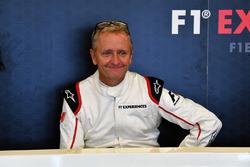 F1 Experiences 2-Seater passenger Kevin Schwantz