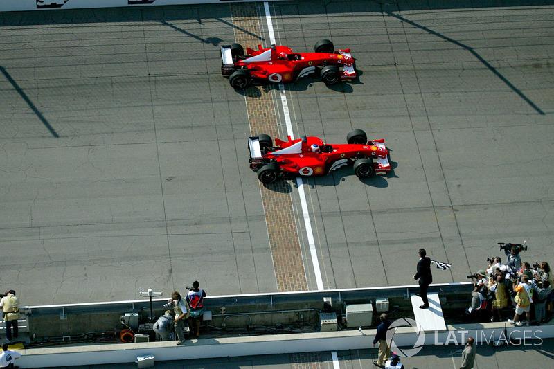 2002 - Ferrari