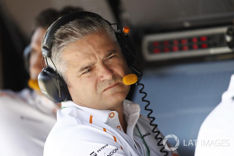 Gil de Ferrarn, Direttore sportivo, McLaren