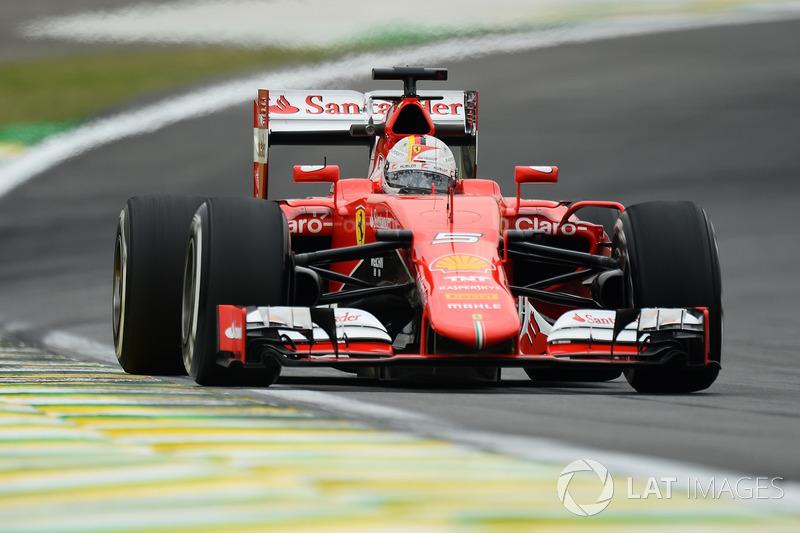 El Ferrari SF15-T de 2015: 'Eva'