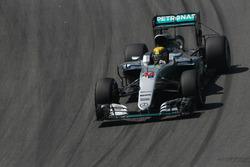 Lewis Hamilton, Mercedes F1 W07