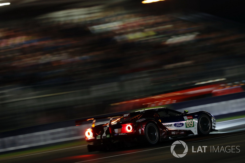 37: #69 Ford Chip Ganassi Racing Ford GT: Ryan Briscoe, Richard Westbrook, Scott Dixon, 3'49.761