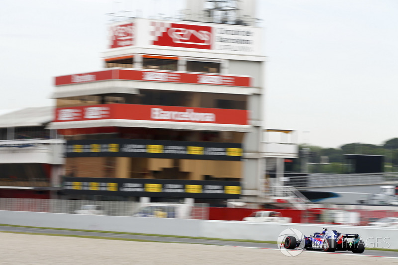 Sean Gelael, Toro Rosso STR13