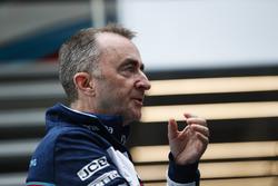 Paddy Lowe, Williams director técnico
