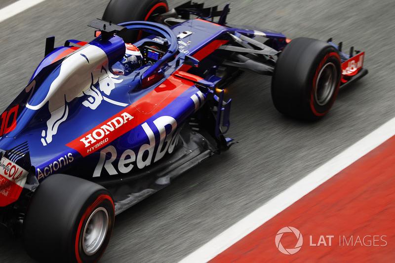 Pierre Gasly, Scuderia Toro Rosso