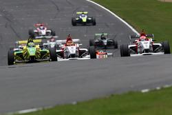 Gaetano di Mauro, PetroBall Racing, Struan Moore, Lanan Racing y Arjun Maini, Lanan Racing