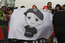 Fans banner