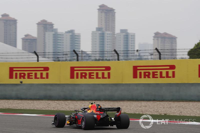8. Макс Ферстаппен, Red Bull — 18