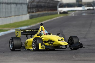 Test Mazda Road to Indy