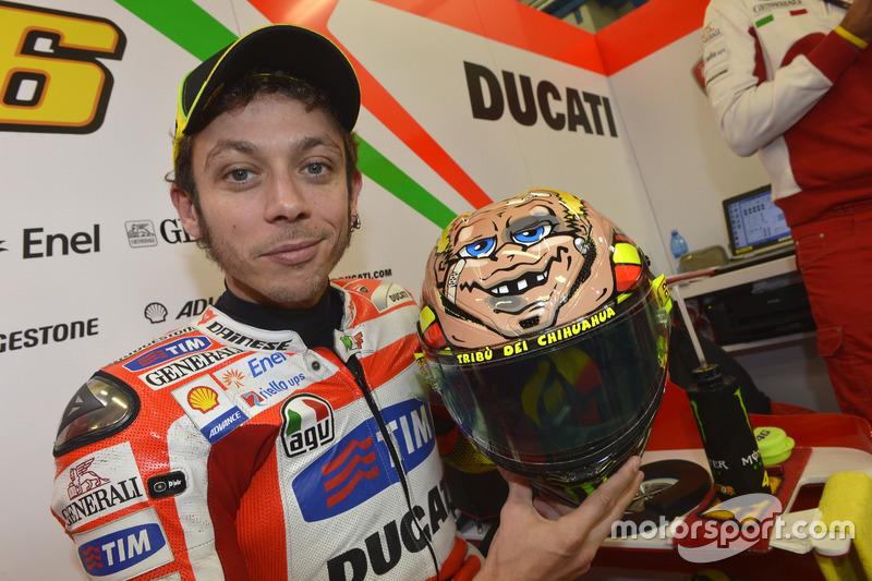 Valentino Rossi (2011-2012)