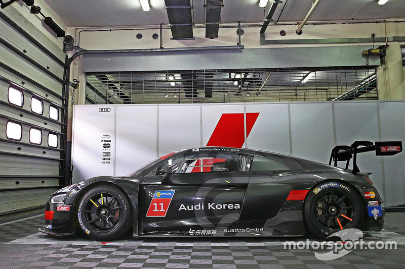 Kyong-Ouk You, Audi Korea