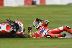 Авария Андреа Янноне, Ducati Team