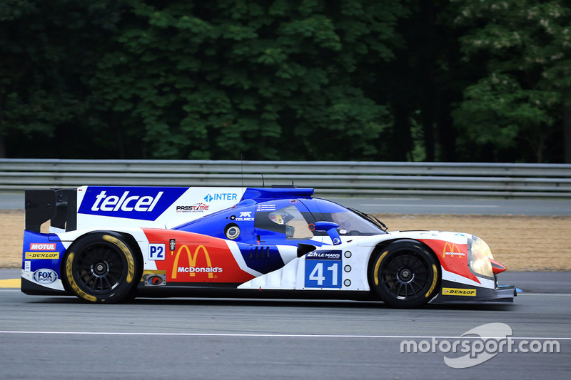 #41 Greaves Motorsport - LMP2
