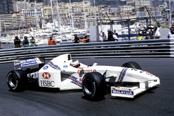 Rubens Barrichello, Stewart Grand Prix Ford SF-1