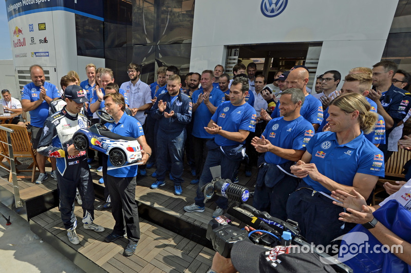 Sébastien Ogier, Volkswagen Polo WRC, Volkswagen Motorsport ve Jost Capito, Volkswagen Motorsporları