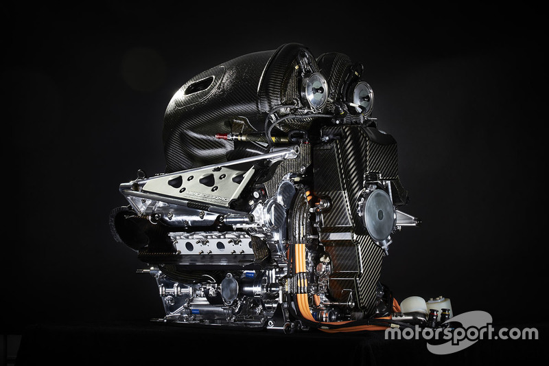Mercedes AMG F1 W07 Hybrid Power Unit Mercedes-Benz PU106B