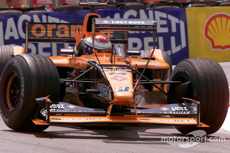 Arrows A22 2001 року