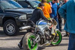 Мотоцикл Богатирьової Марії, М29 RT, після аварії