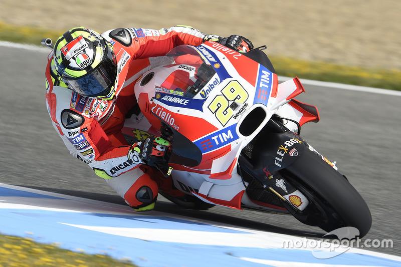 Ducati Team, Ducati Desmosedici GP: Andrea Iannone