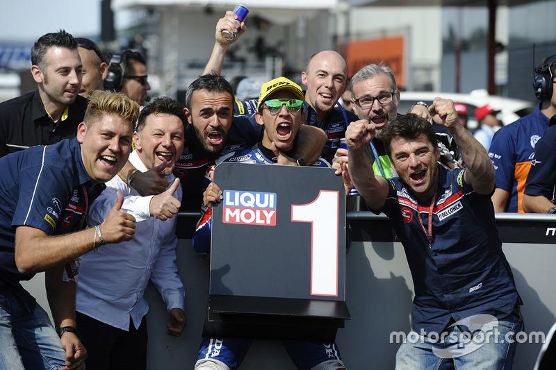 1. Enea Bastianini, Gresini Racing Team Moto3