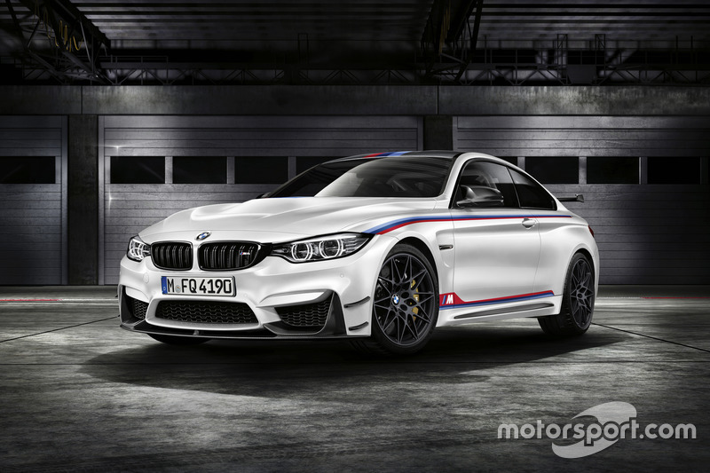 Dit is 'm: BMW M4 DTM Champion Edition