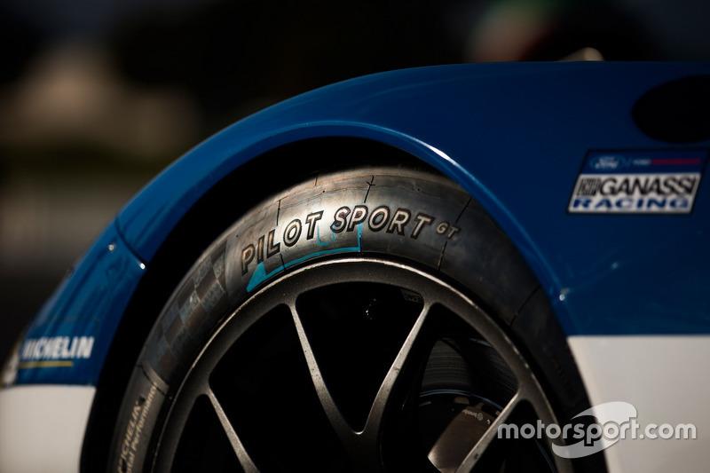 Detail, Ford Chip Ganassi Racing Team UK Ford GT