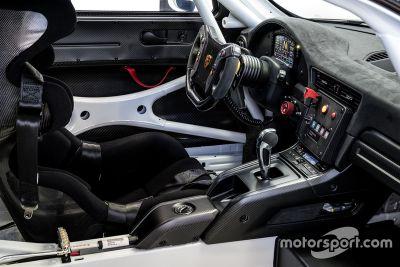 Presentación Porsche 911 GT2 RS Clubsport
