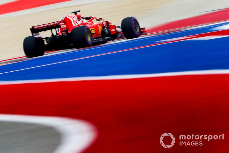 4. Sebastian Vettel, Ferrari SF71H