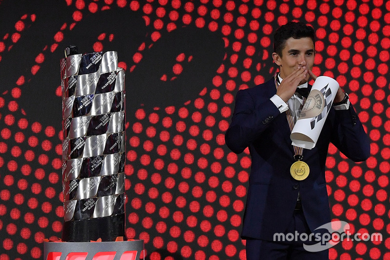 Marc Marquez, Repsol Honda Team, MotoGP World Champion 2018