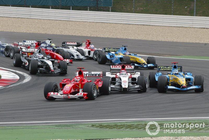 #76 GP d'Europe 2004