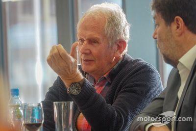 Motorsport Network Germany podium discussion