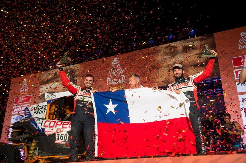 Подіум: #360 Can-Am: Франциско Лопес, Альваро Хуан Леон Кінтанілья