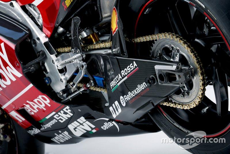 Ducati Desmosedici GP19 Details