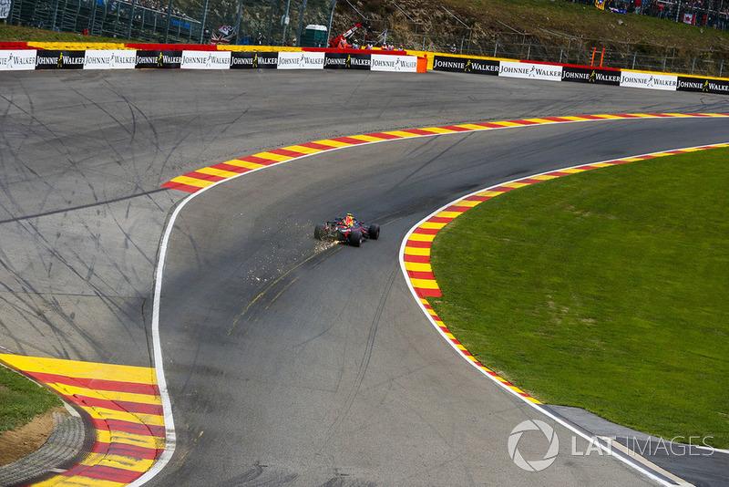 GP de Bélgica: Un podio teñido de naranja