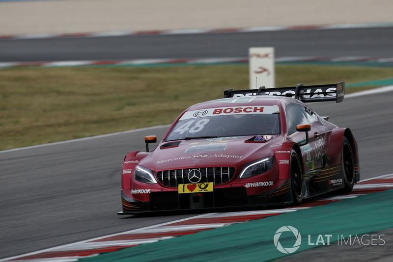 18. Edoardo Mortara, Mercedes-AMG Team HWA, Mercedes-AMG C63 DTM
