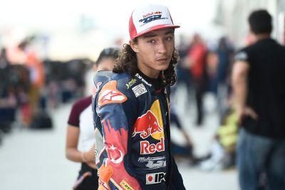 Red Bull Rookies Cup: Aragón
